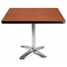 "42"" Square Folding Multi-Purpose Table, Cherry"