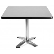 "42"" Square Folding Multi-Purpose Table, Gray Nebula"