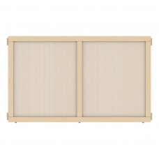 """KYDZ Suite® Panel - E-height - 48"""" Wide - Plywood"""