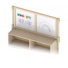 KYDZ Suite® Upper Deck Divider - Magnetic Write-n-Wipe
