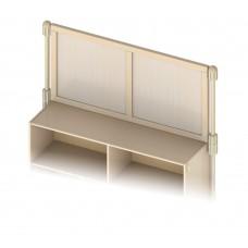 KYDZ Suite® Upper Deck Divider - Plywood