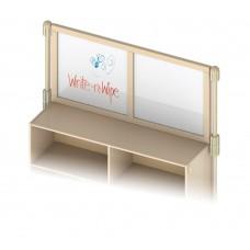 KYDZ Suite® Upper Deck Divider - Write-n-Wipe