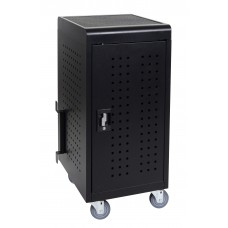 Luxor LLTM24-B  24 Tablet/Chromebook Charging Cart
