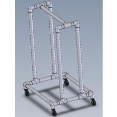 Light Weight Single Mat Cart