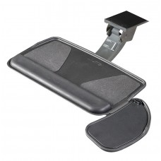 Myriad Keyboard & Mouse Tray with FastAction Sit/Stand Arm