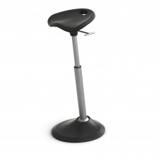 Mobis® Seat by Focal Upright™ - Matte Black (seat)
