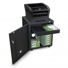 Easy Access Storage Cabinet