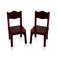 Classic Extra Chairs (Set of 2) - Espresso