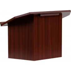 Foldable Tabletop Lectern in Mahogany [MT-M8833-LECT-GG]