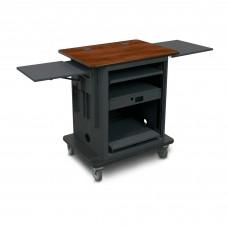 Marvel Vizion Instructor Series Teacher Workstation - Dark Neutral