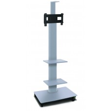 """Marvel Vizion TV/Monitor Stand and Mount with Two Equipment Shelves and a Camera Shelf (holds 26"""" - 32"""" TV)"""