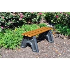 Sport Bench - Cedar - 4 Foot