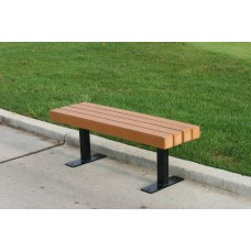 Trailside Bench - Cedar - 4 Foot