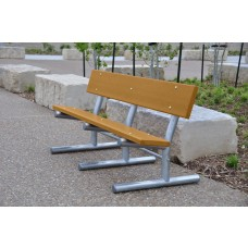 Madison Bench - Cedar - 6 Foot
