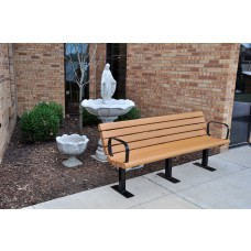 Jameson Bench - Cedar - 6 Foot