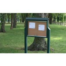Medium Message Center - Green