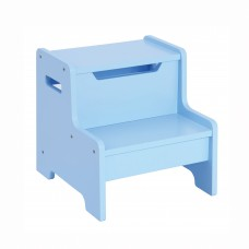 Expressions Step Stool - Light Blue