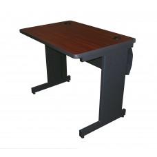 Pronto School Training Table with Lockable Raceway, 36W x 30D