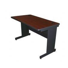 Pronto School Training Table with Modesty Panel Back, 48W x 30D