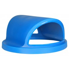 Replacement Dome Top Pass Through - Recycle Blue