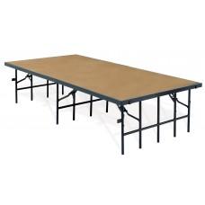 "36"" x 96"" Stage w/ Hardboard Surface"