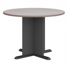 Bush Business Furniture Series A & C 42 Inch Round Conference Table