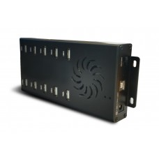USB 10 Port Hub And Power Adapter Kit