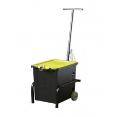 Tech Tub® Trolley with 1 Premium Tech Tub®: Holds 6 Tablets