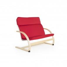 Kiddie Rocker Couch - Red