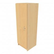 Single-Door Tall Cabinet, Locking Left Hinge Door - Assembly Required