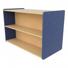 Preschool Shelf Storage,  - Assembled
