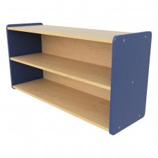 Toddler Shelf Storage - Assembled