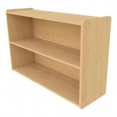 Preschool Shelf Storage - Assembled