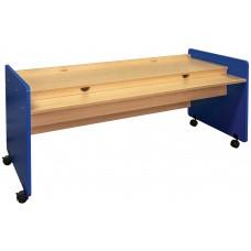 "Mobile Desk (20""H and 23""H) - Assembled"