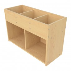 """Book/Toy Storage (16""""W x 14""""H x 11""""D) - Assembly Required"""
