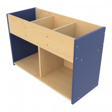 "Book/Toy Storage (16""W x 14""H x 11""D) - Assembled"