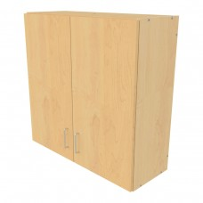 4-Compartment Wall Cabinet - Assembly Required
