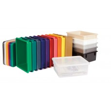 Jonti-Craft® Paper-Trays & Tubs Lid - Green **LID ONLY**