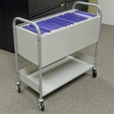 Mail Cart, 38W x 11D x 36. 5H