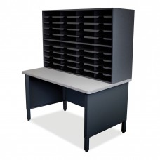 40 Slot Mailroom Organizer