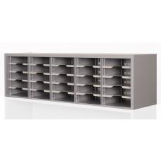 Marvel Utility Sorter with Adjustable Shelves, 60W x 14D x 16H