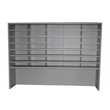 Marvel Utility Sorter with Riser, 60W x 14D x 42H
