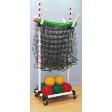 Volleyball Net Cart