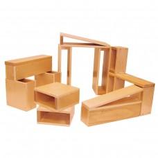 Hollow Block Set - 18 Blocks