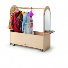 Portable Dress-Up Rack
