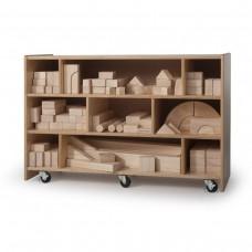 Medium Block Cabinet