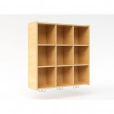 Hang on the Wall Storage Cubby