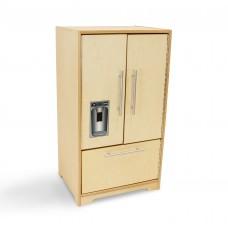 Contemporary Refrigerator: Natural Doors
