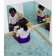 Corner Mirror 24 x 24
