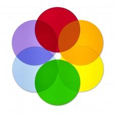 Light Table 6 Circle Disks